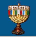 Polonaise Menorah - The Light of Joy
